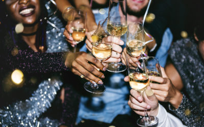 Workplace Christmas parties: five key ways to ensure they go with a fizz and don't end with a grievance.